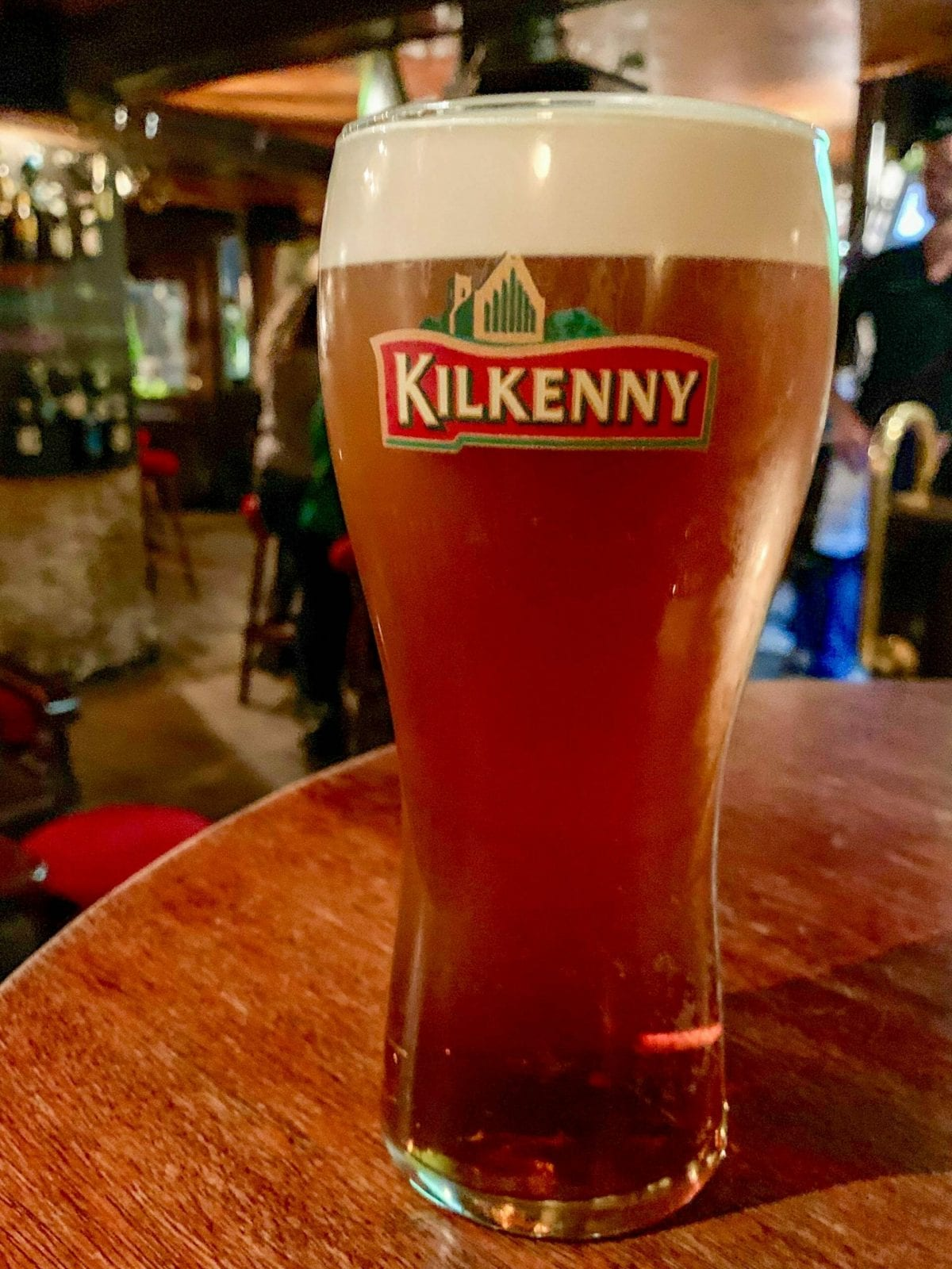 Beer in Ireland Dining abroad