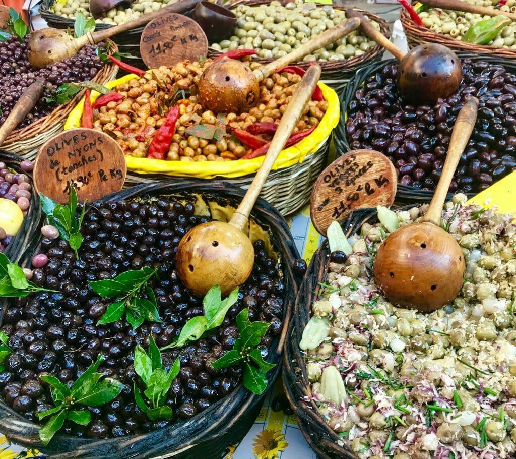 Wandering Provence Markets