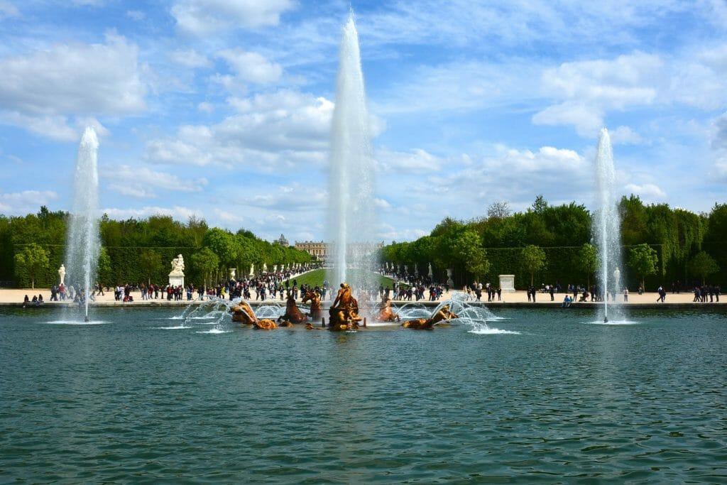 Versailles Gardens, Paris