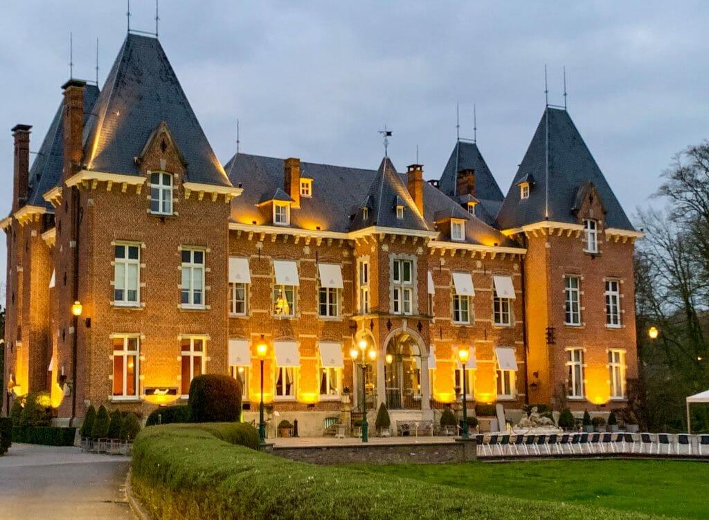 Castle Gravenhof Belgium