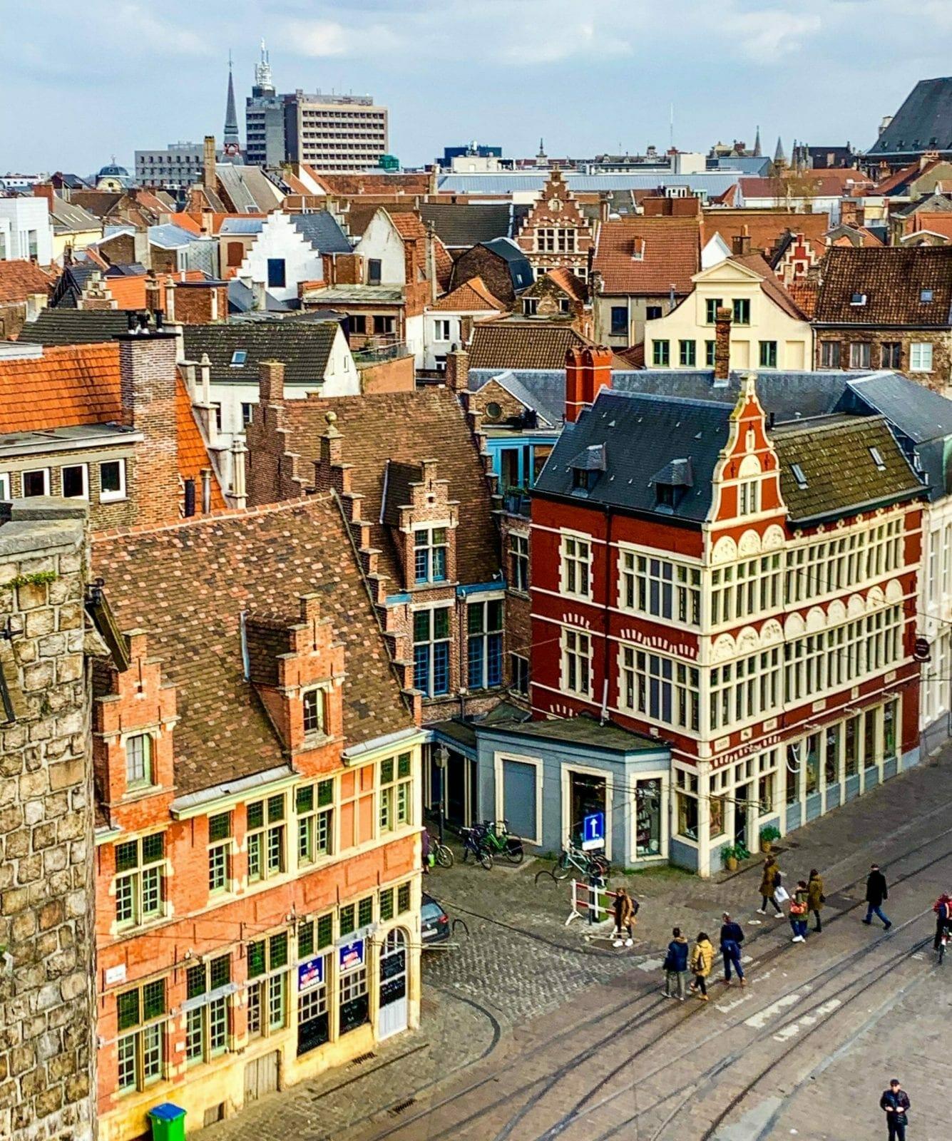 Wandering in Ghent