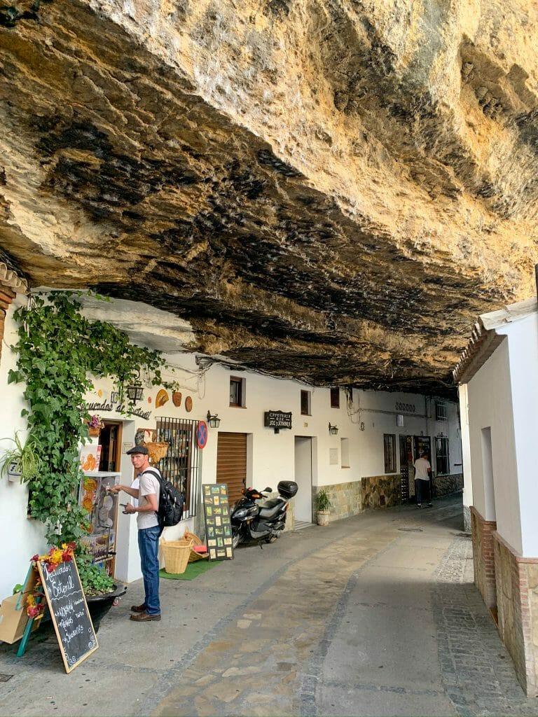 Setenil de las Bodegas, Spain