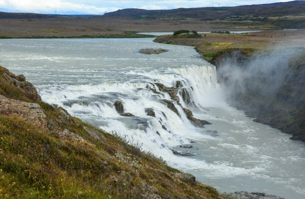 Water fall Iceland