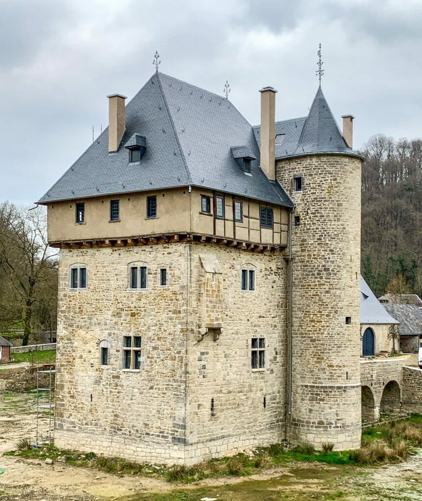 Crupet Castle, Belgium