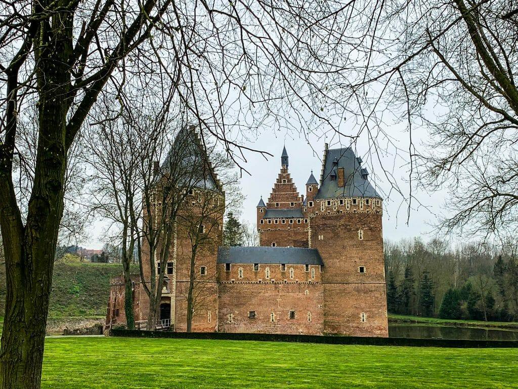 Castle Beersel, Belgium