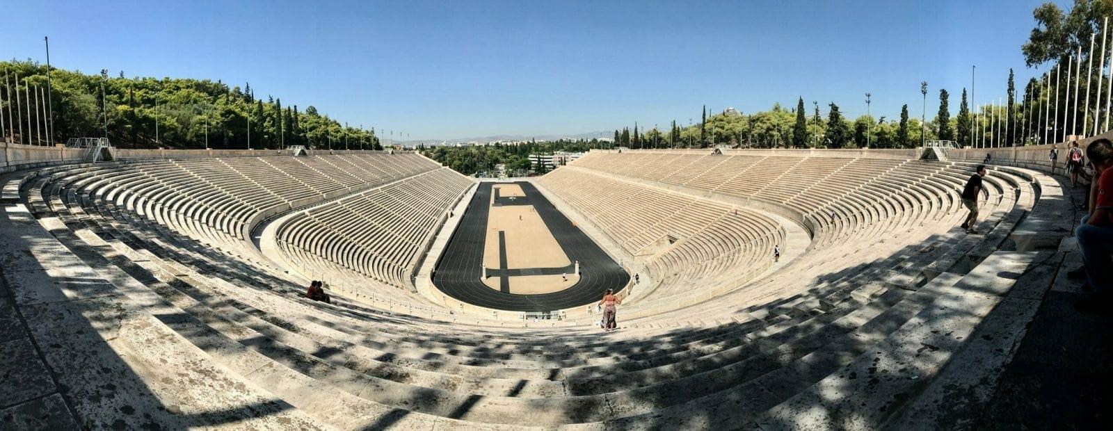 Olympic Stadium, Athens Greece