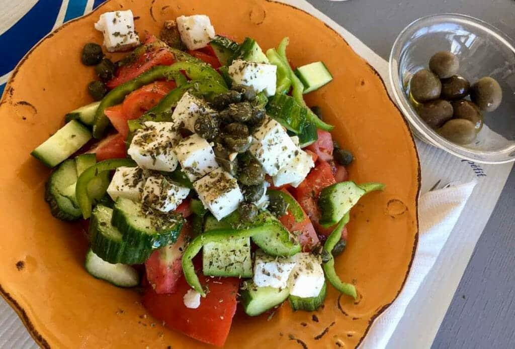 Greek Salad, Greece
