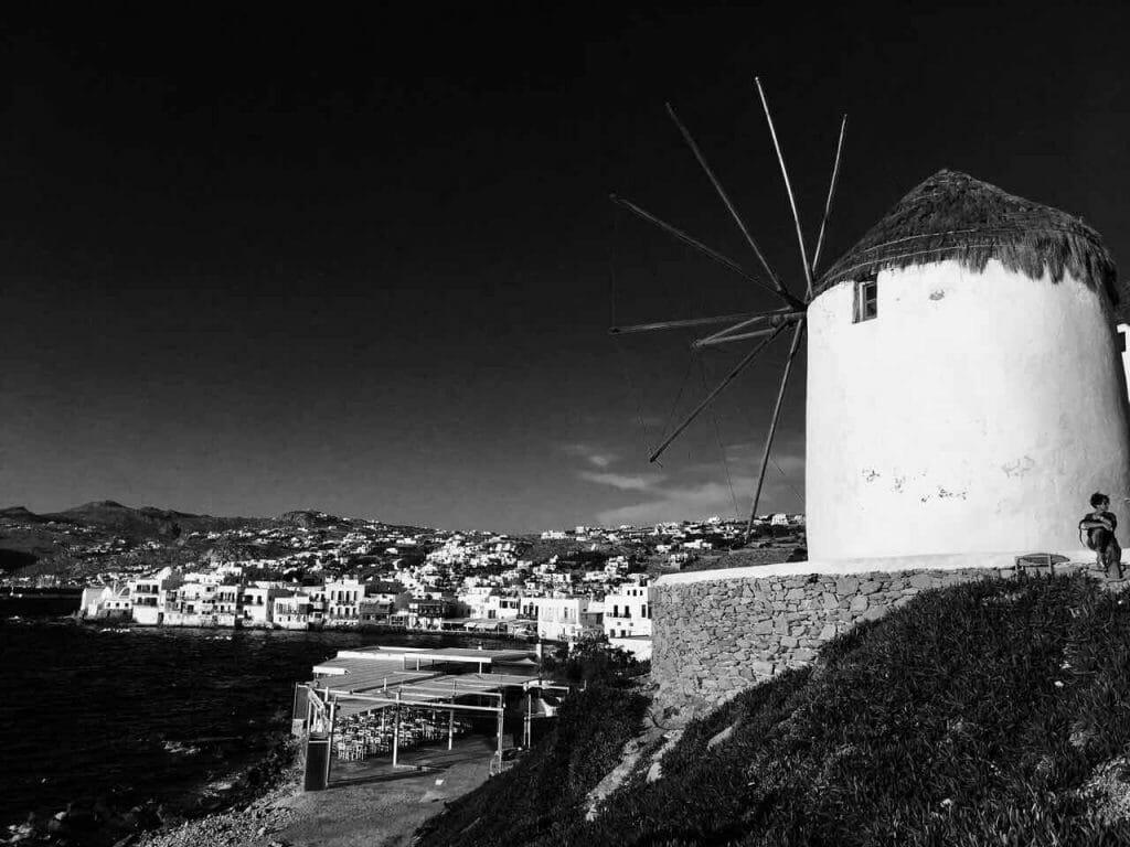 Mykonos Greece Isnpiration