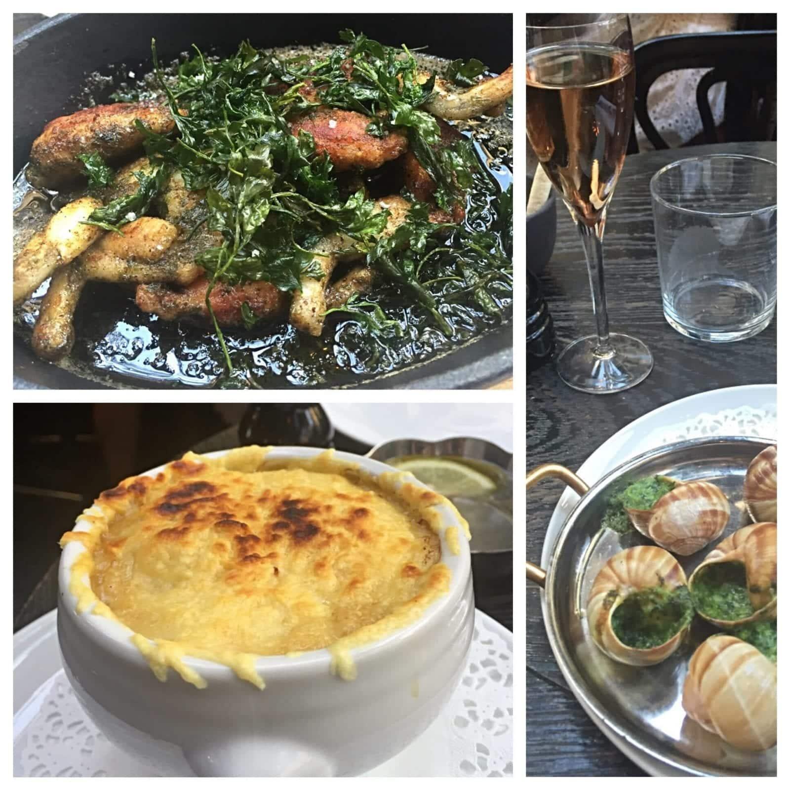 Cuisine Paris France