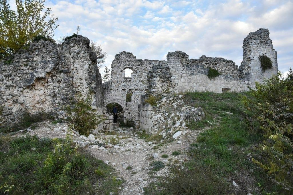 Vrana Castle Croatia