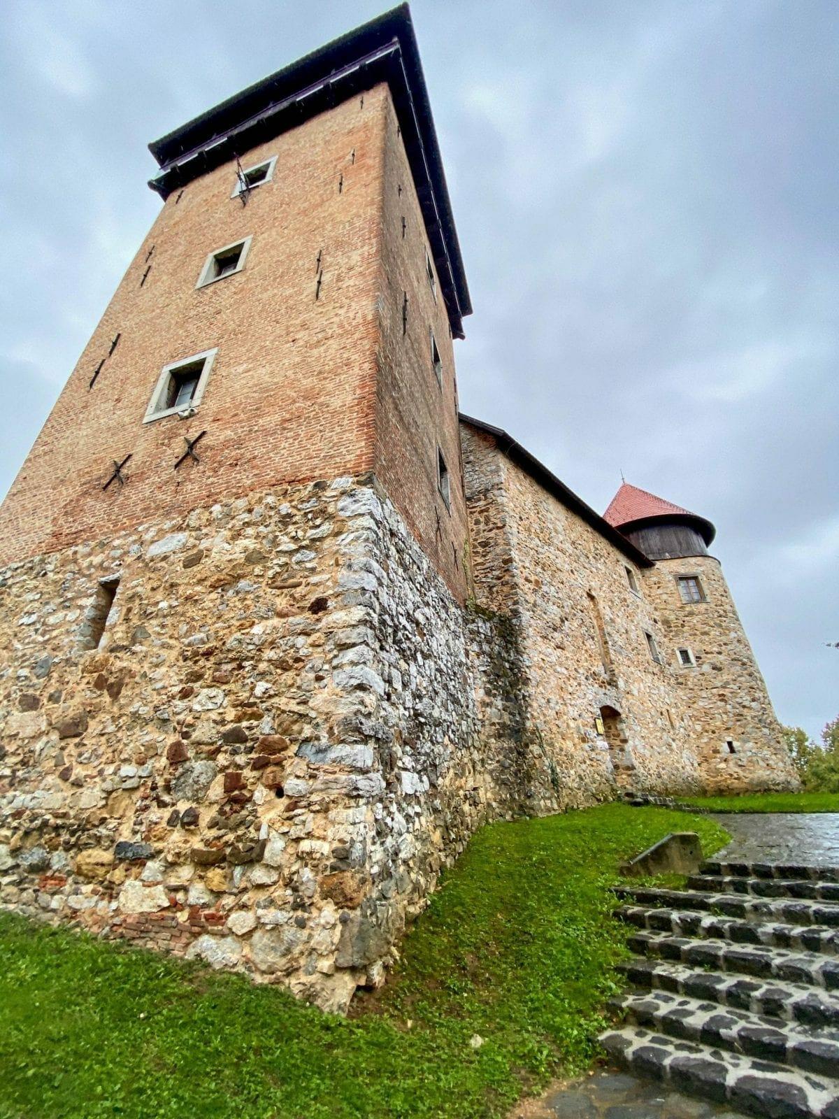 Dubovac Castle Karlova Croatia