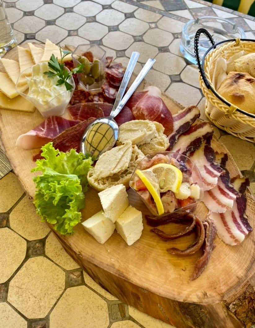 Dining Abroad in Croatia