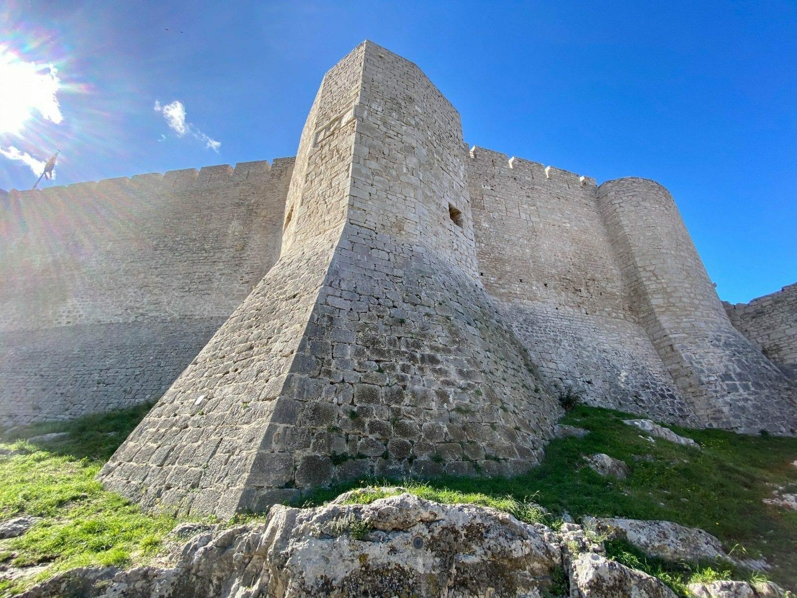 St Michaels Fortress, Sibenik Croatia