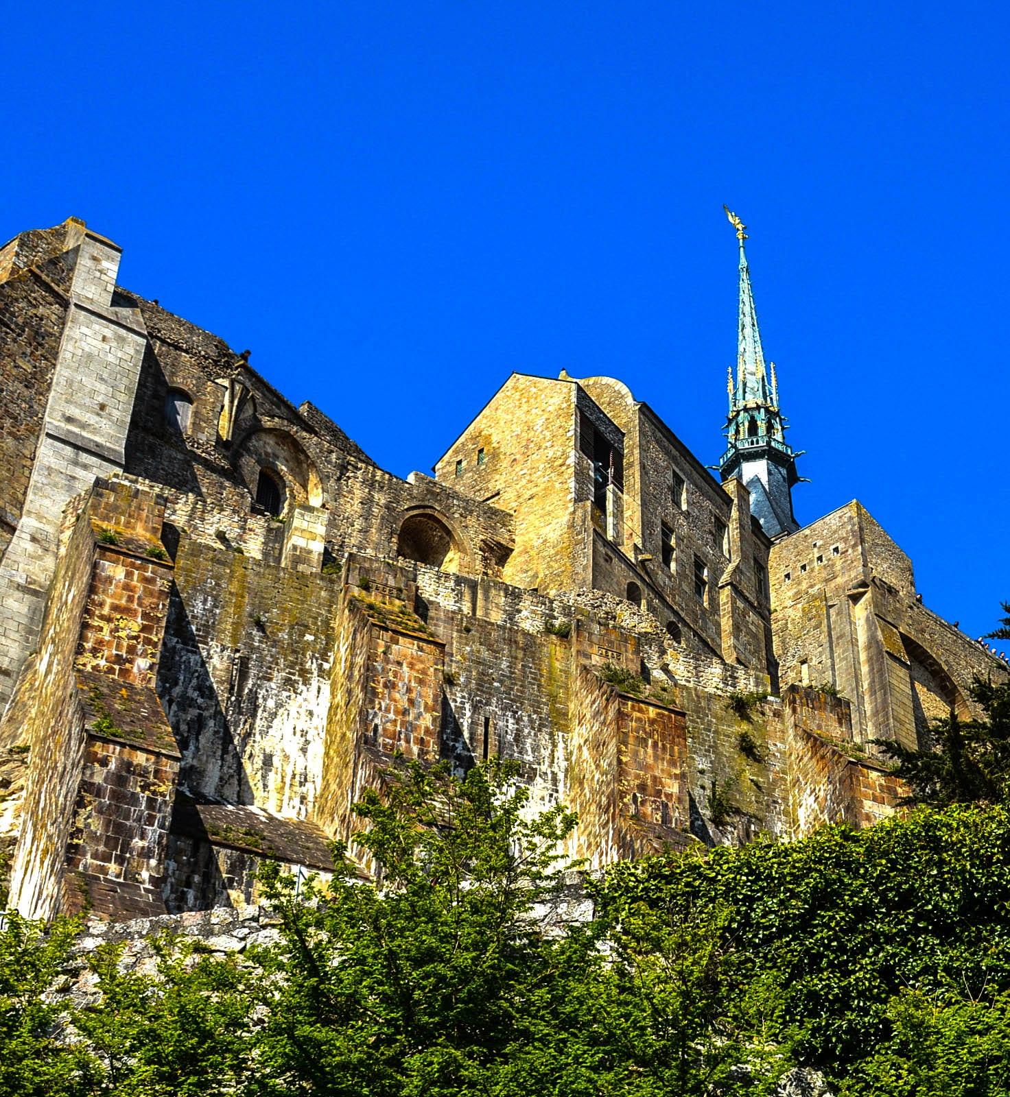 Mont St Michelle France FAQS