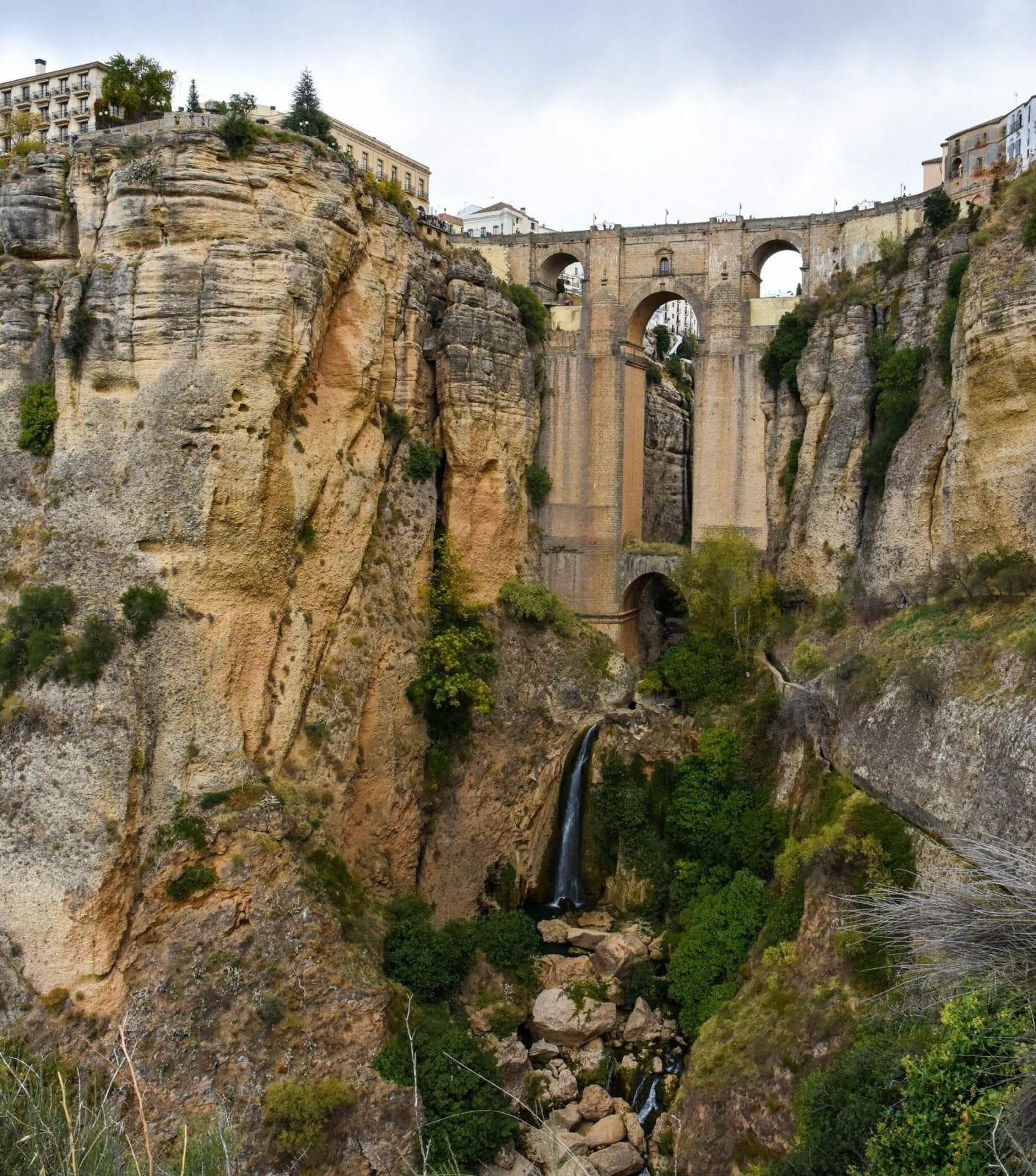 Puento Nuevo Bridge, Ronda, Spain