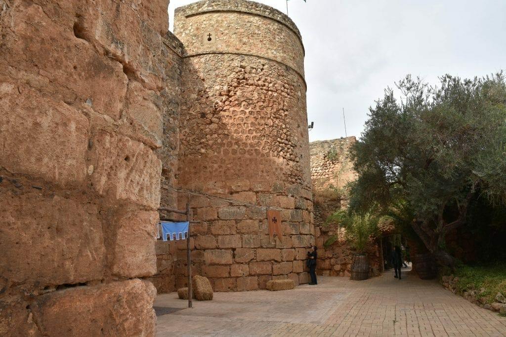 Castle Niebla Spain