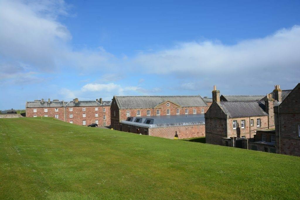 Fort George, Scotland