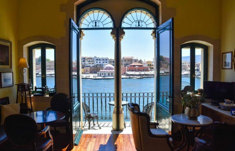Casa Leone Hotel Chania Crete