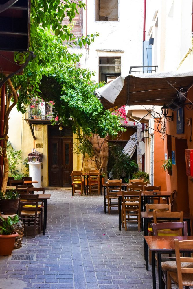 Old Town Chania, Crete