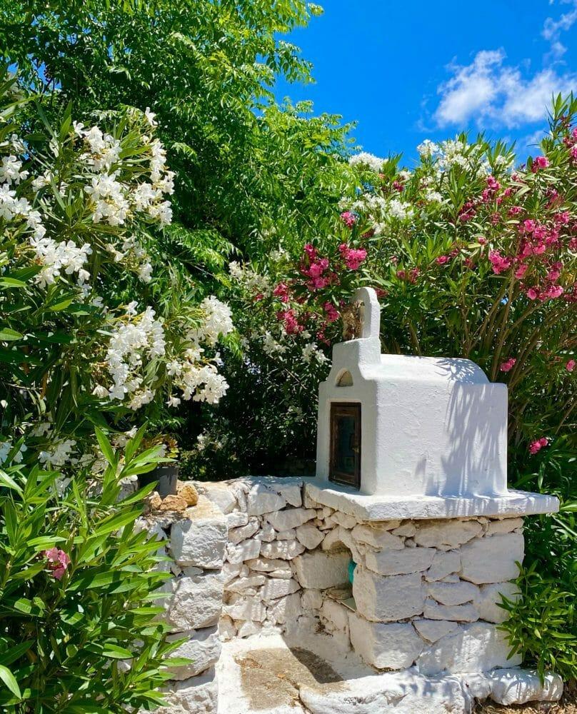 Roadside Shrine, Crete