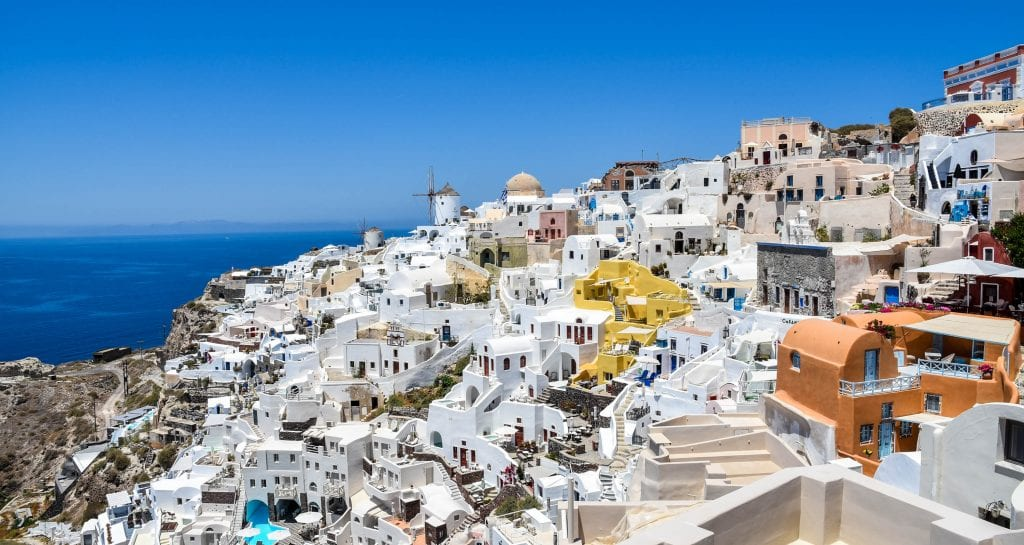 Santorini, Greece Oia