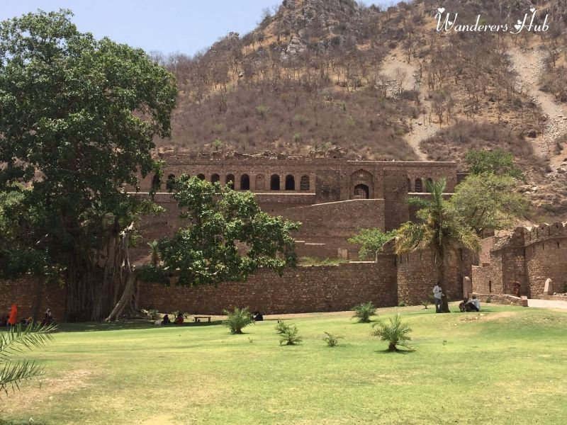 Bhangarh fort ghost stories