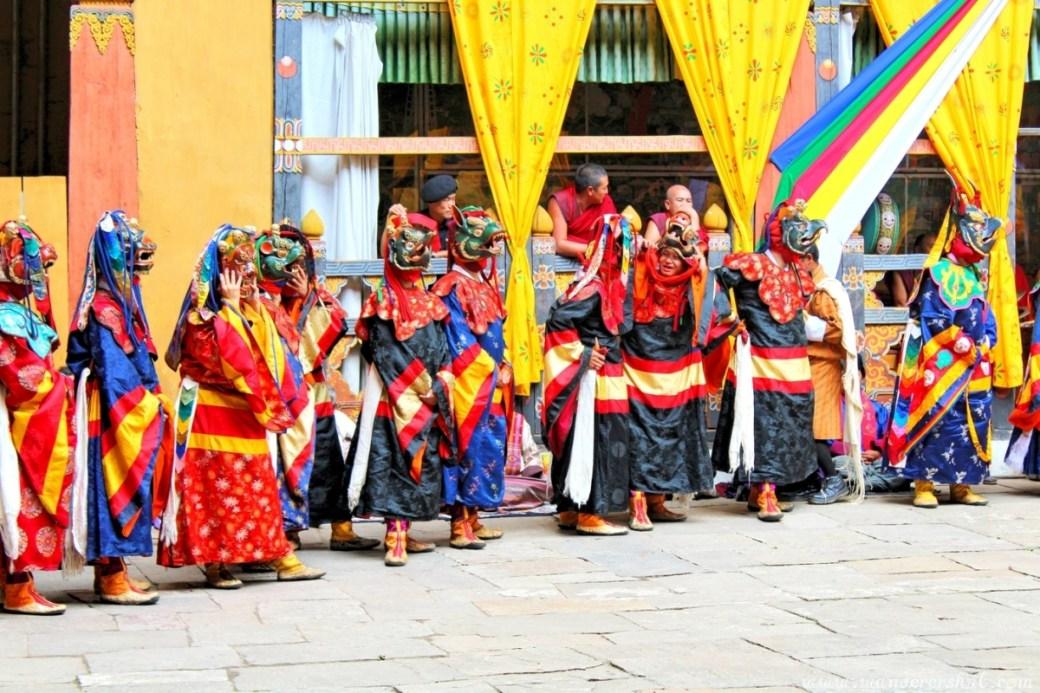 Paro Festival
