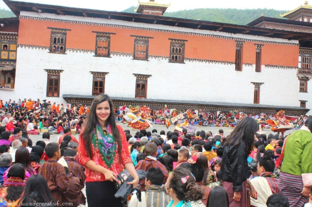 cultural bhutan festival