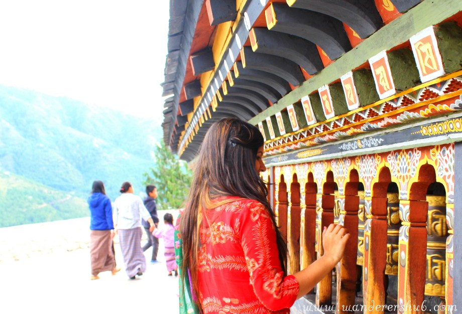 Bhutan road trip in Thimphu