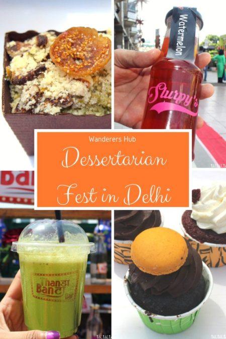 Dessertarian Fest in Delhi