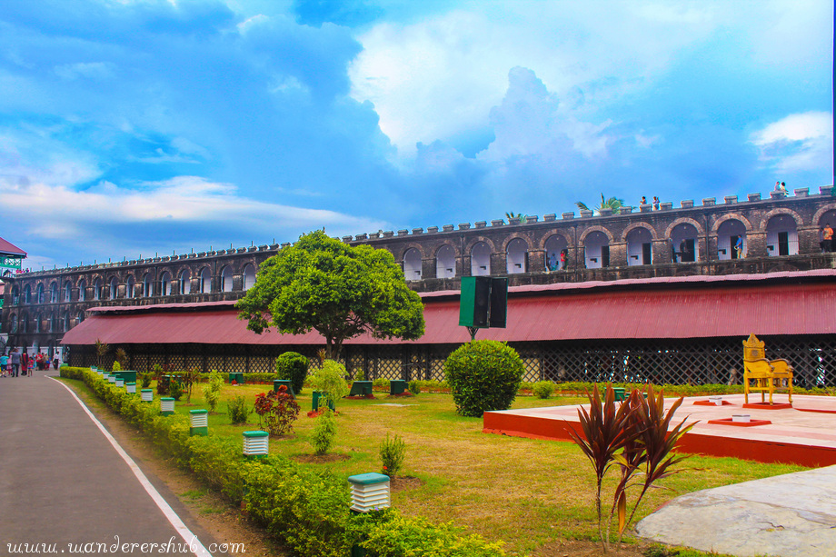 Cellular Jail in Andaman and Nicobar Island