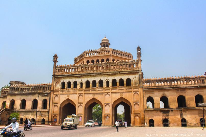 Rumi Darwaza-Lucknow