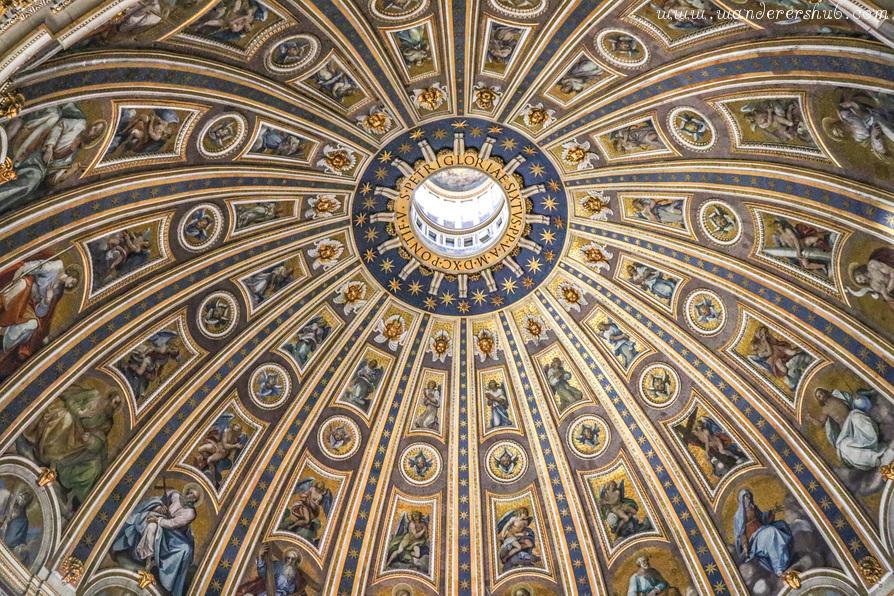 Visiting Vatican City Rome