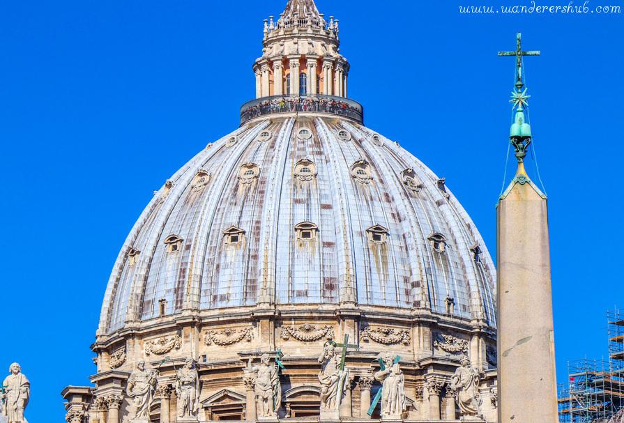 Vatican City Church
