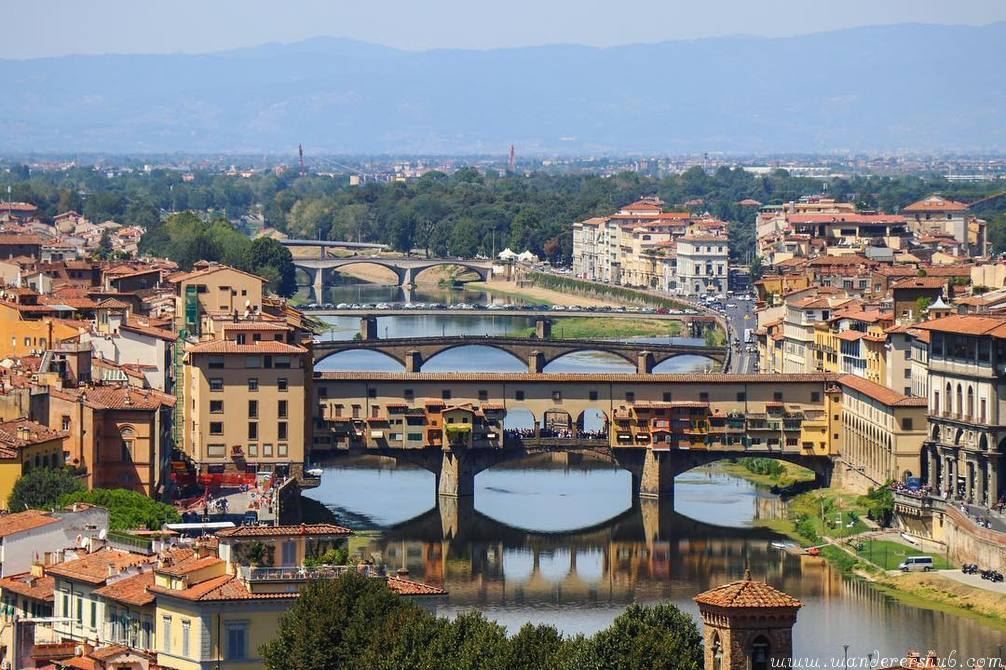 Ponte Vecchio best things do in florence italy