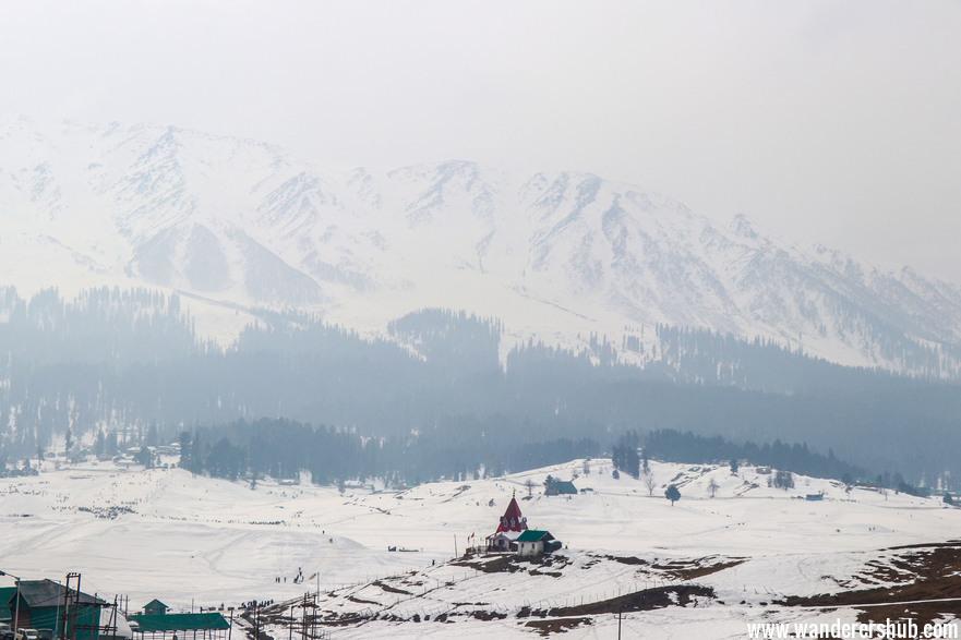 Driving in Kashmir