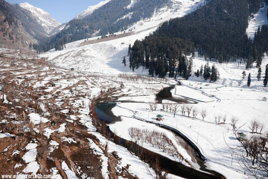 places to visit in Pahalgam Kashmir