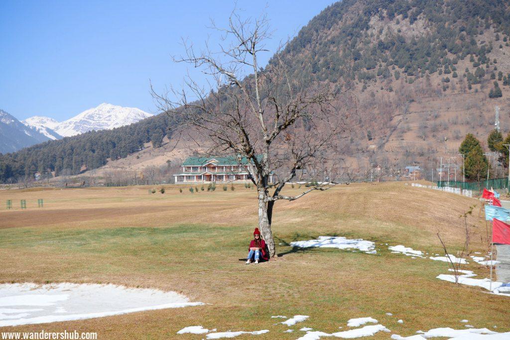 places to visit in Pahalgam Kashmir