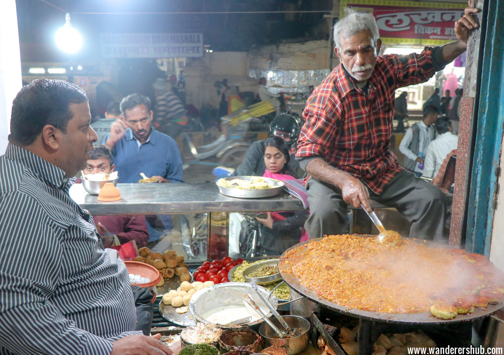 food tour in Varanasi
