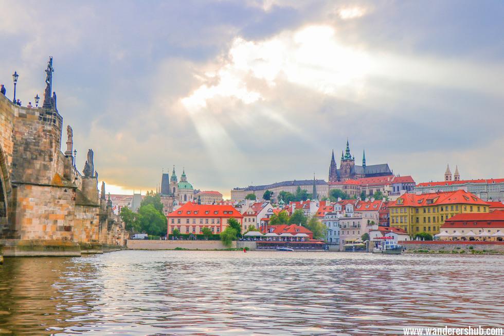 Prague city views