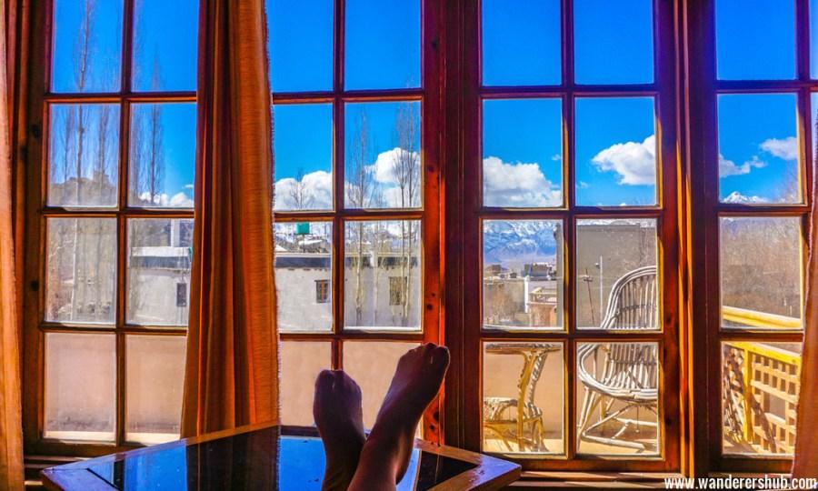 Silver Cloud Ladakh