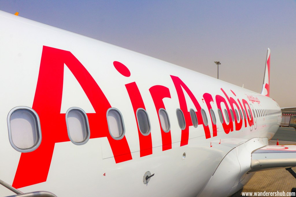 Air Arabia review