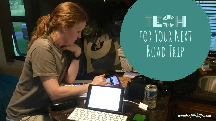 Tech for Your Next Road Trip