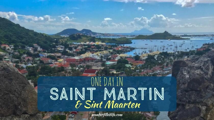 One Day in Saint Martin and Sint Maarten