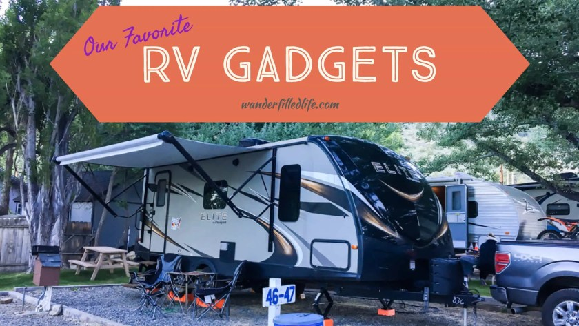 Our Favorite RV Gadgets