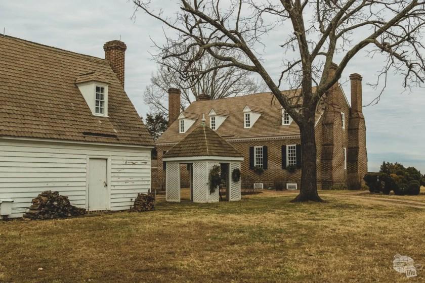 George Washington Birthplace Home
