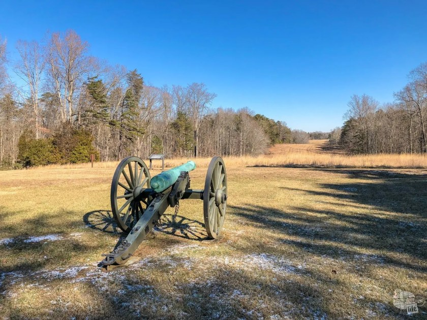The High Ground of Chancellorsville