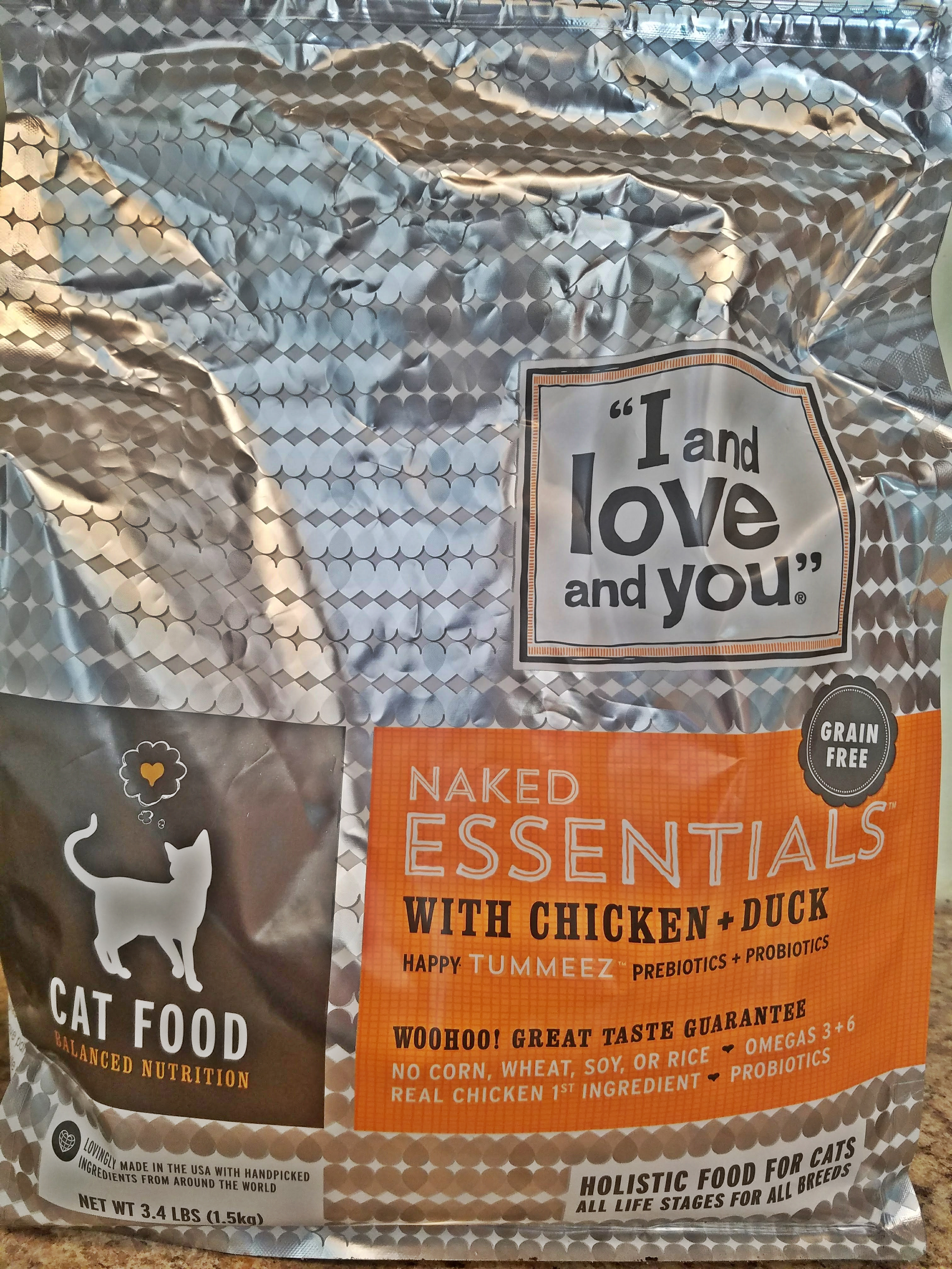 Naked Essentials Cat Food Review - Product Review-1895