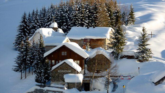 Zumdorf das kleinste Dorf der Schweiz