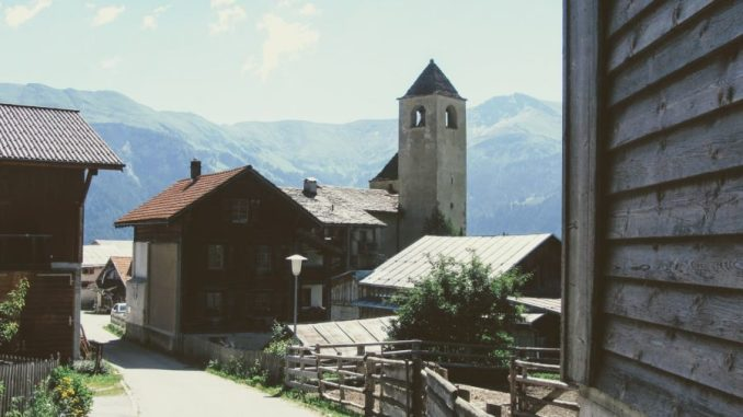 Lohn in Graubünden